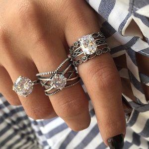 Jewelry - Bohemian Crystal Set